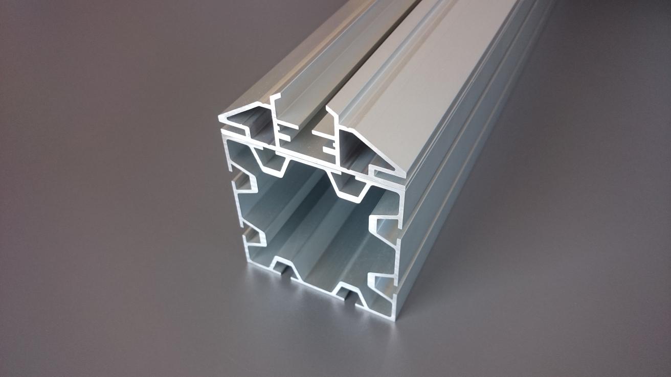 V92 + GAMMA-92, für Leuchtkasten im Messebau und Ladenbau, for lightframes in exhibition stand construction and shop fitting