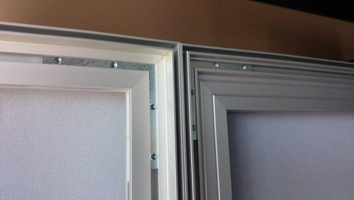 T1L (links) und T1 – Leichtrahmen und Standardrahmen im Vergleich